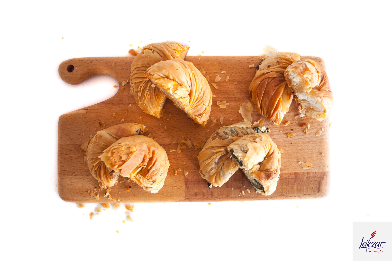 Ispanaklı Gül Böreği || Lalezar Konağı